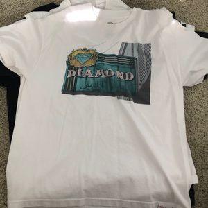 Diamond supply Co t shirt size XL